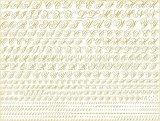 ☆ガラス用転写紙☆メタリックゴールド アルファベット(オールドレイver)