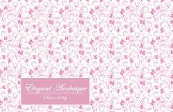 画像1:  Elegant Arabesque  -エレガントピンク-