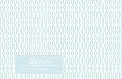 画像1: Lattice  -プリンセスブルー-