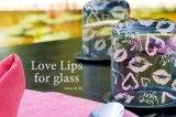 【ガラス用】Love Lips  -オペラモーブ(うすいピンク)-