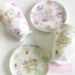 画像2: [新作]Water Flower  -rose color ver-