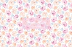 画像1: [新作]Water Flower  -rose color ver-